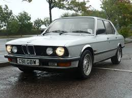 automotive database bmw 5 series e28