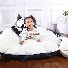 snorlax bed snorlax pokemon bean bag chair bed mattress cushion