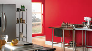 red modern kitchen kitchen color inspiration gallery u2013 sherwin williams