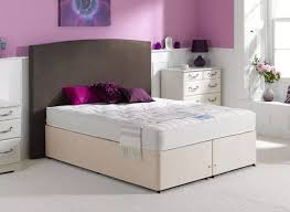 henley pocket spring mattress and classic divan bed beige firm