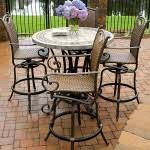Patio High Table And Chairs High Top Patio Table And Chairs Cute With Picture Of High Top