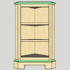 how to build an corner cabinet remodelaholic how to build a catalog inspired corner cabinet