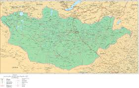 Detailed Map Of China by Maps Of Mongolia Map Library Maps Of The World