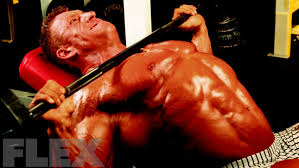How To Do A Incline Bench Press Dorian Yates U0027 Expert Advice On Building A Huge Chest Flex Online