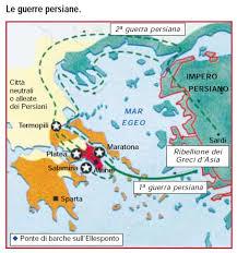 prima guerra persiana i greci e le guerre persiane pdf