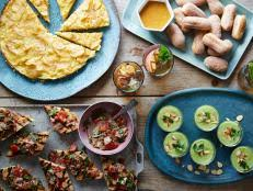 easy dinner party recipes for main dishes food network weekend