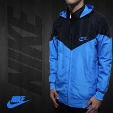 Jual Jaket Nike Parasut jual jaket nike biru hitam grosir jaket distro murah