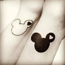 disney couple tattoos popsugar love u0026