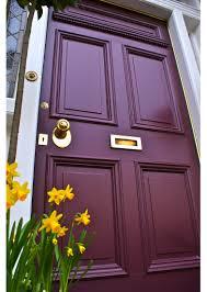 Door House by Wine Colored Front Door House Renovation Pinterest Front