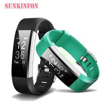 bracelet iphone sleep images Id117 hr plus smart wristband fitness sleep tracker pedometer jpg