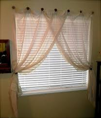 How To Hang Sheers And Curtains How To Hang Curtains Without A Rod If You U0027re Looking For A