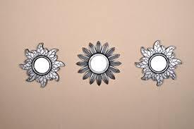 Mirror Sets For Walls Decorative Wall Mirror Sets Amazon Com