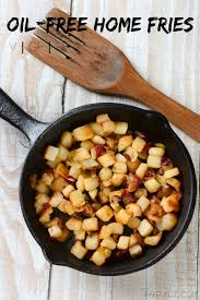 Home Fries by Raepublic Oil Free Home Fries