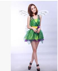 Tinkerbell Halloween Costumes Cheap Tinkerbell Halloween Costume Aliexpress