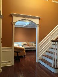 Wall Molding Contact Crown Molding Nj Free Estimate Crown Molding Installations