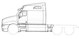 kenworth mississauga patent usd437258 truck body google patents