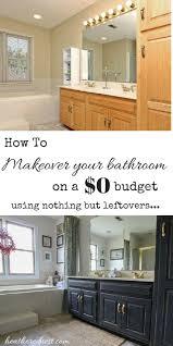 Using Kitchen Cabinets For Bathroom Vanity 95 Best Bathrooms Images On Pinterest