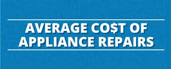 sears home services how much should appliance repairs cost sears home services