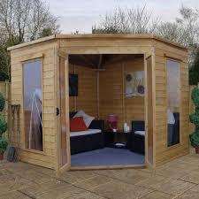 Summer Houses For Garden - quality corner summer houses for sale