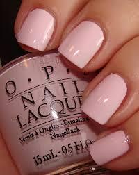 light pink nail polish cute nails for women