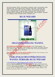 obat perangsang wanita terbaik blue wizard