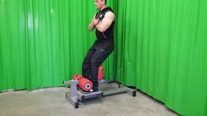 Sissy Squat Bench Good Gym Equipment