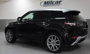 silver range rover evoque milcar automotive consultancy range rover evoque dynamic 2013