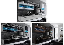 Gloss Living Room Furniture Alfa High Gloss Living Room Furniture Set Cabinet Cupboard Tv