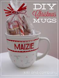 diy christmas mugs i heart nap time