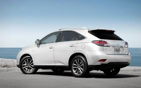 lexus is300 2013 2013 lexus rx 350 f sport first test motor trend