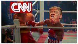 Cnn Meme - rocky themed trump vs cnn meme by far the best cnn trump meme on