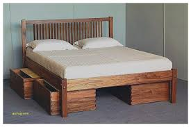 storage bed how to make platform bed with storage beautiful build