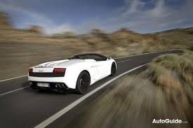 lamborghini gallardo convertible price 2010 lamborghini lp560 4 spyder review car reviews