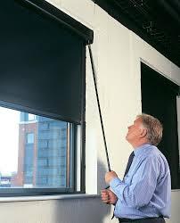 Designer Blackout Blinds Window Blinds Reflective Window Blinds Designer Roller Shades In