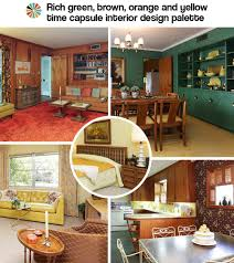 1954 time capsule house interior design perfection 26
