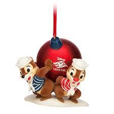your wdw store disney ornament chip n dale disney