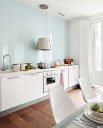 Backsplash Kitchen Ideas by Kitchen Of The Day Modern Creamy White Cabinets With A Solid