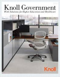 Knoll Propeller Conference Table Knoll Gsa Brochure By Workscapes Issuu