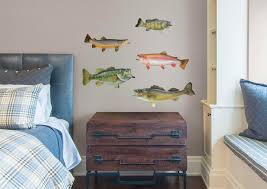 game fish wall decal shop fathead for general animal graphics decor game fish fathead wall decal