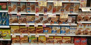 Top 10 Healthiest Granola Bars by What Granola Bars The Least Sugar Business Insider