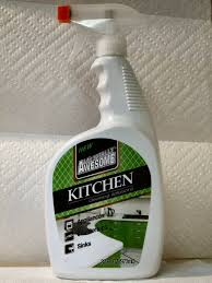 Las Totally Awesome Awesome Kitchen Cleaner How Dare You