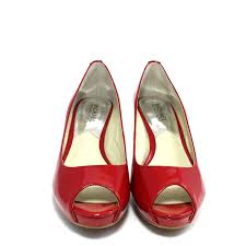 Images of Red Patent Leather Sandals