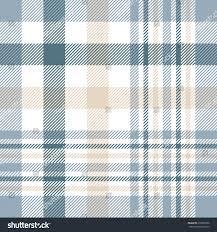 seamless tartan plaid pattern beige white stock vector 673832896