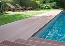 swimming pool decks inground pool options