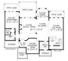 tempting kitchen hwbdo14910 greek revival house plan from