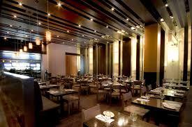 modern mexican restaurant interior design of border grill las
