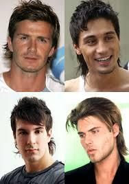 modern mullet hairstyles the modern mullet for men