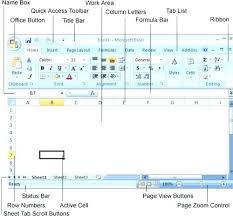 tutorial excel basic microsoft excel beginners lesson 1 excel tutorial learning how to