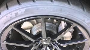 Mustang Gt Black Rims Mrr M350 Black Rims On 2016 Mustang Gt Youtube
