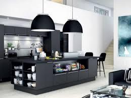 black kitchen furniture modern kitchen awesome kitchen furniture and refrigerator